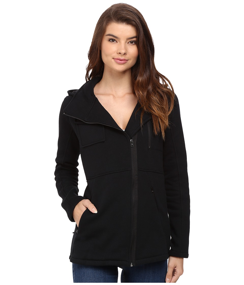 Hurley - Winchester Fleece (Black 1) Women's Coat