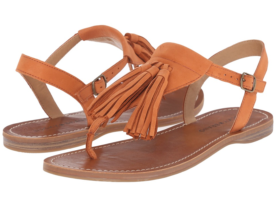 Lucky Brand - Anneke (Magma 1) Women's Sandals
