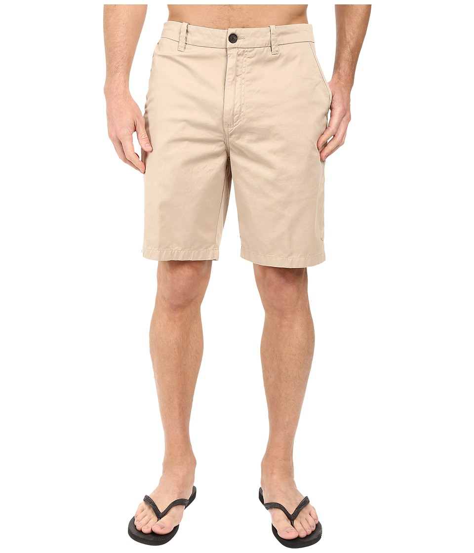 Quiksilver Waterman - Down Under 4 Walkshorts (Chinchilla) Men's Shorts
