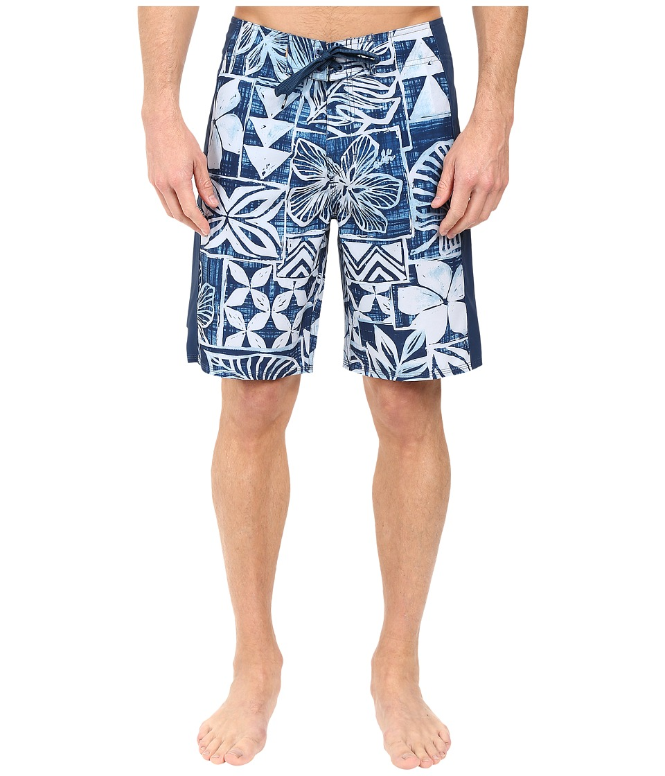 Quiksilver Waterman Shorepound Boardshorts (Ensign Blue) Men
