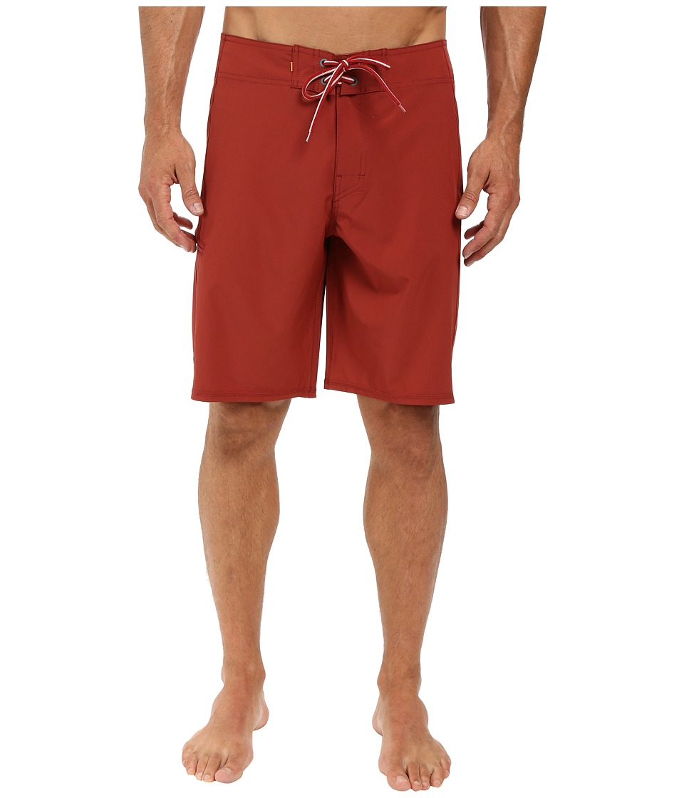 Quiksilver Waterman - Makana Boardshorts (Rosewood) Men's Swimwear