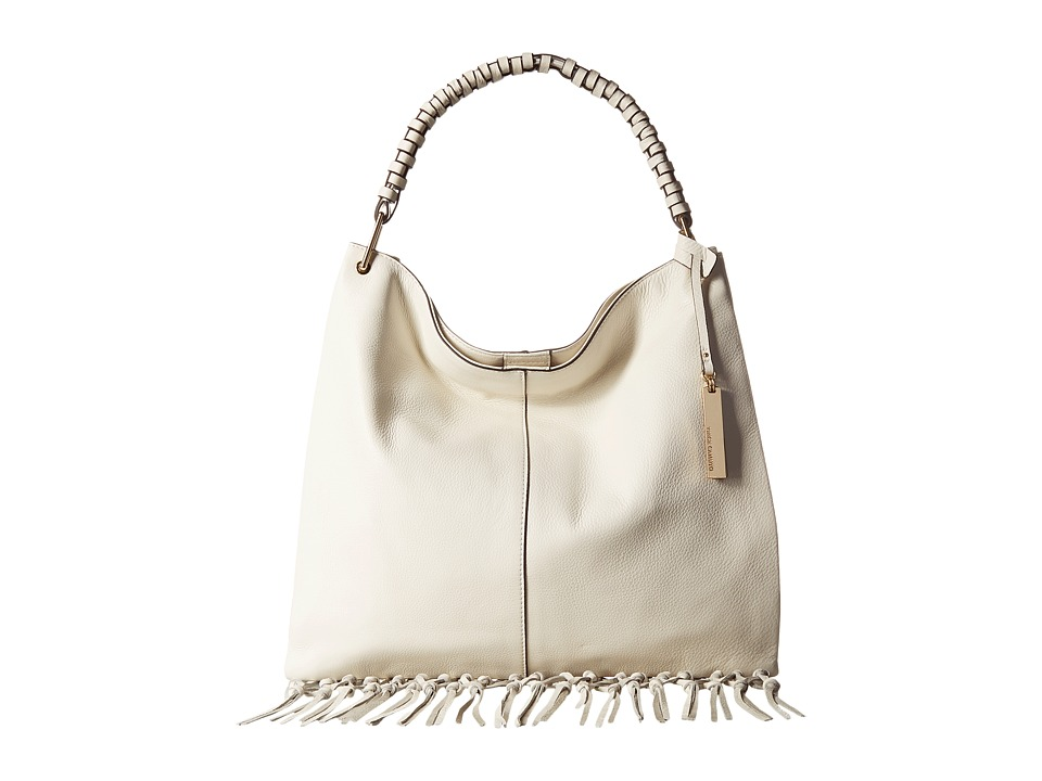Vince Camuto - Libby Hobo (Feather White) Hobo Handbags