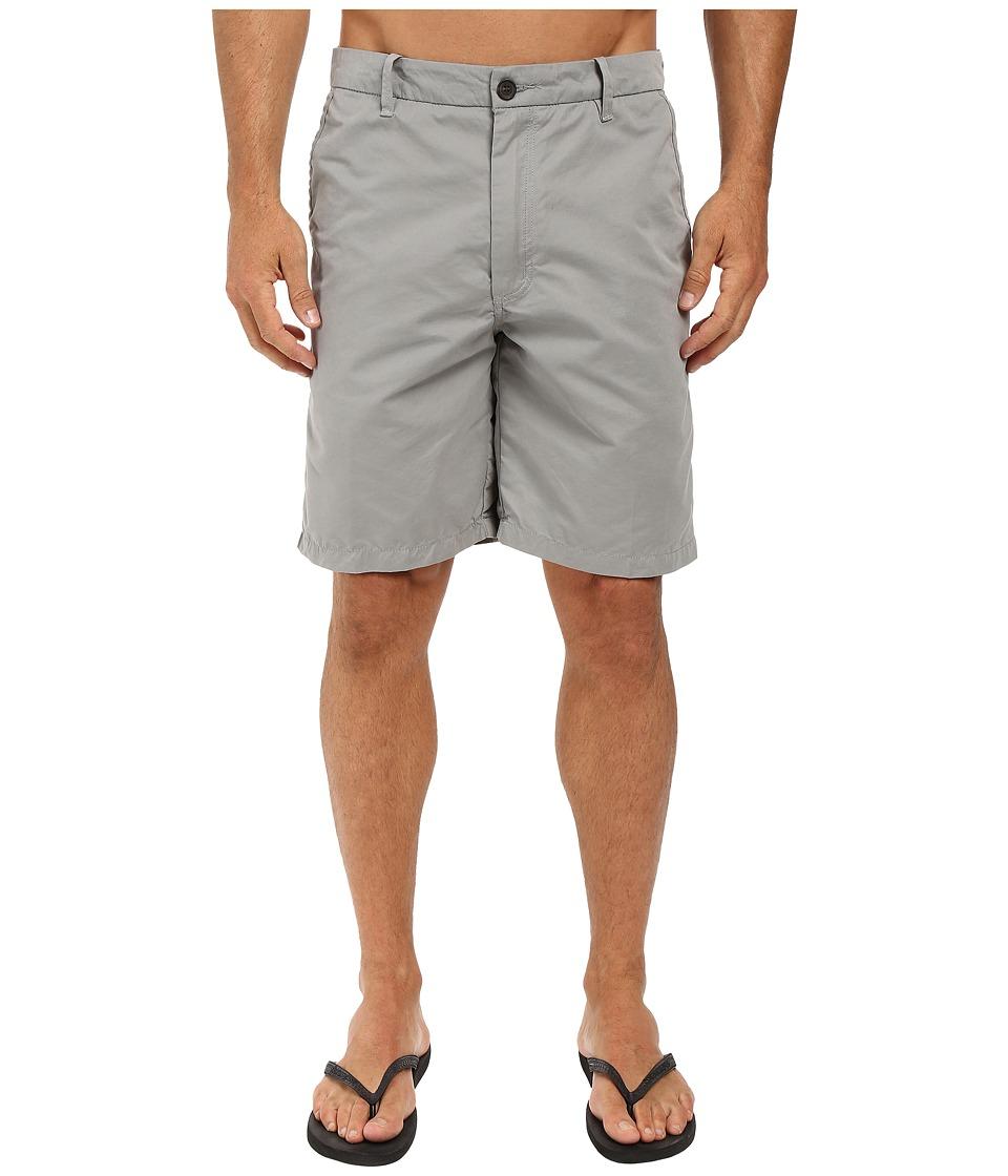 Quiksilver Waterman - Maldive Chino Workshorts (Moon Mist) Men's Shorts