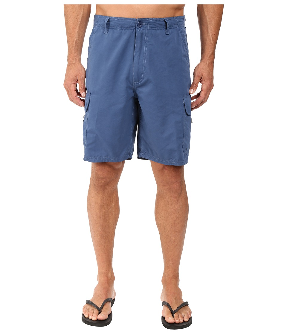 Quiksilver Waterman - Maldive 8 Walkshorts (Ensign Blue) Men's Shorts