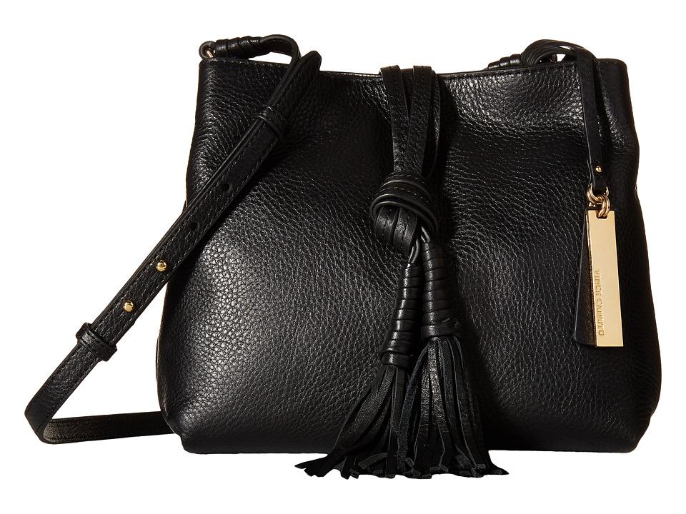 Vince Camuto - Taro Crossbody (Black) Cross Body Handbags