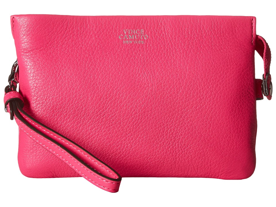 Vince Camuto - Cami Crossbody (Hot Fuchsia) Cross Body Handbags