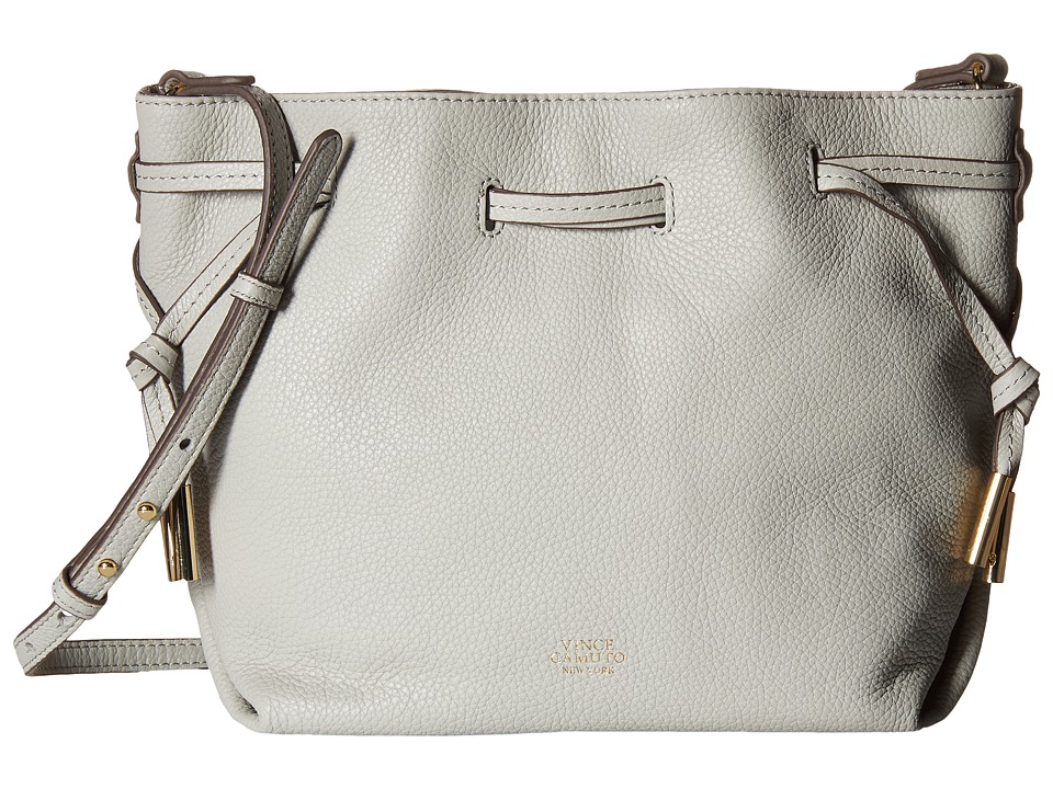 Vince Camuto - Nisha Crossbody (Ghost Gray) Cross Body Handbags