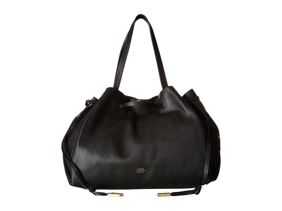 Vince Camuto - Nisha Tote (Black) Tote Handbags