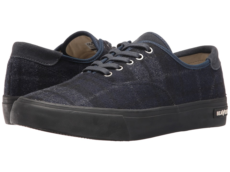 SeaVees - 06/64 Legend Wintertide (Navy) Men's Shoes