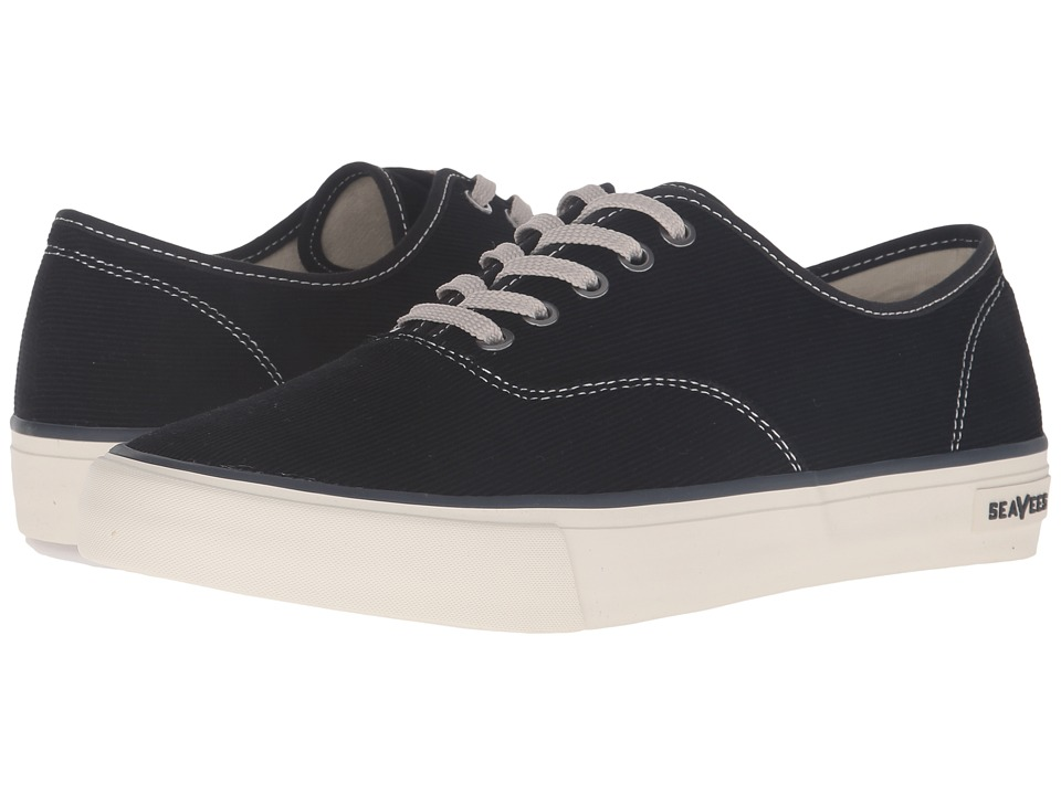 SeaVees - 06/64 Legend Varsity (Black) Men's Shoes