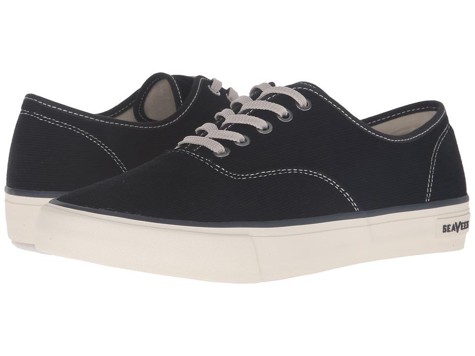 SeaVees - 06/64 Legend Varsity (Black) Men's Shoes