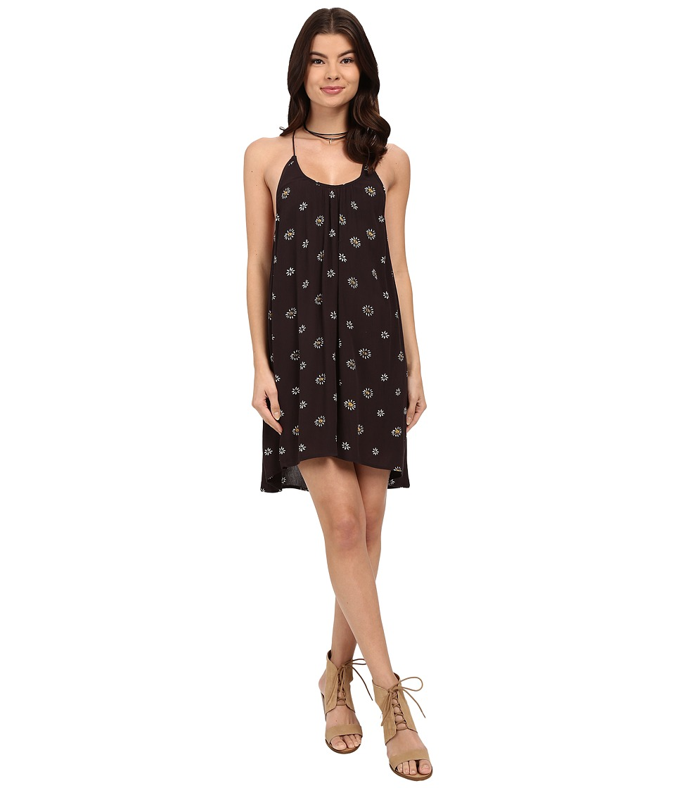 Billabong - Being Free (Off-Black) Women's Dress