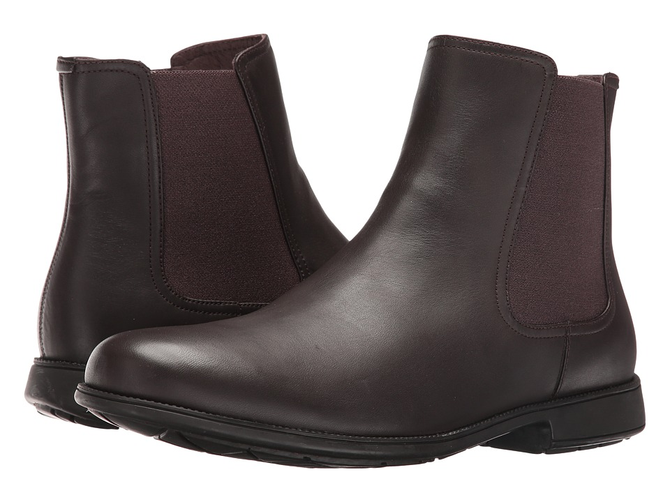Camper - 1913 - K300132 (Dark Brown) Men's Boots