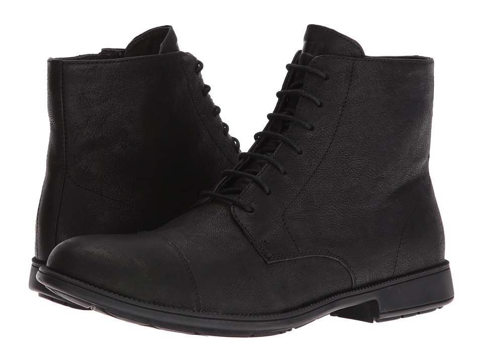 Camper - 1913 - K300133 (Black) Men's Lace-up Boots