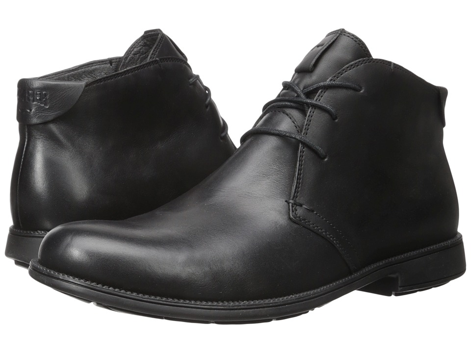 Camper - 1913 Ankle Boot-36587 (Black 2) Men's Lace-up Boots