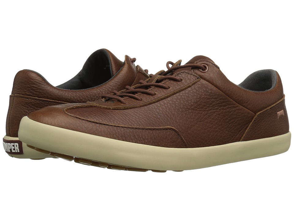 Camper - Pursuit - K100126 (Medium Brown) Men's Lace up casual Shoes