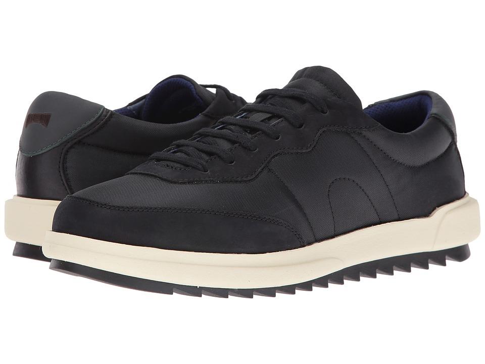 Camper - Marges - K100050 (Black) Men's Lace up casual Shoes