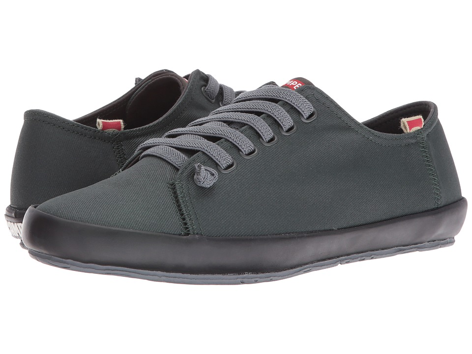Camper - Borne - K100143 (Dark Green) Men's Lace up casual Shoes