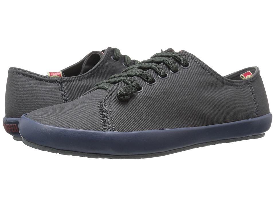 Camper - Borne - K100143 (Dark Gray) Men's Lace up casual Shoes
