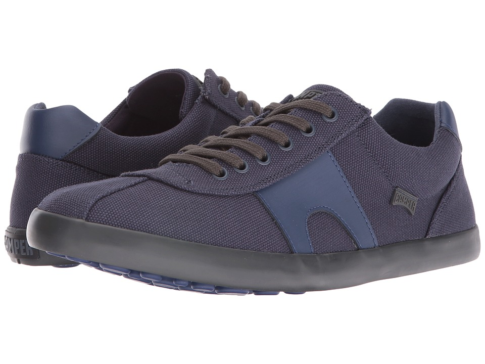 Camper - Pursuit - K100142 (Navy) Men's Lace up casual Shoes