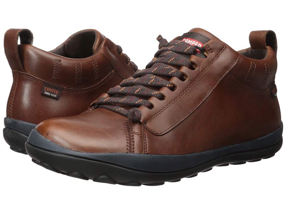 Camper - Peu Pista - K300123 (Medium Brown) Men's Lace up casual Shoes