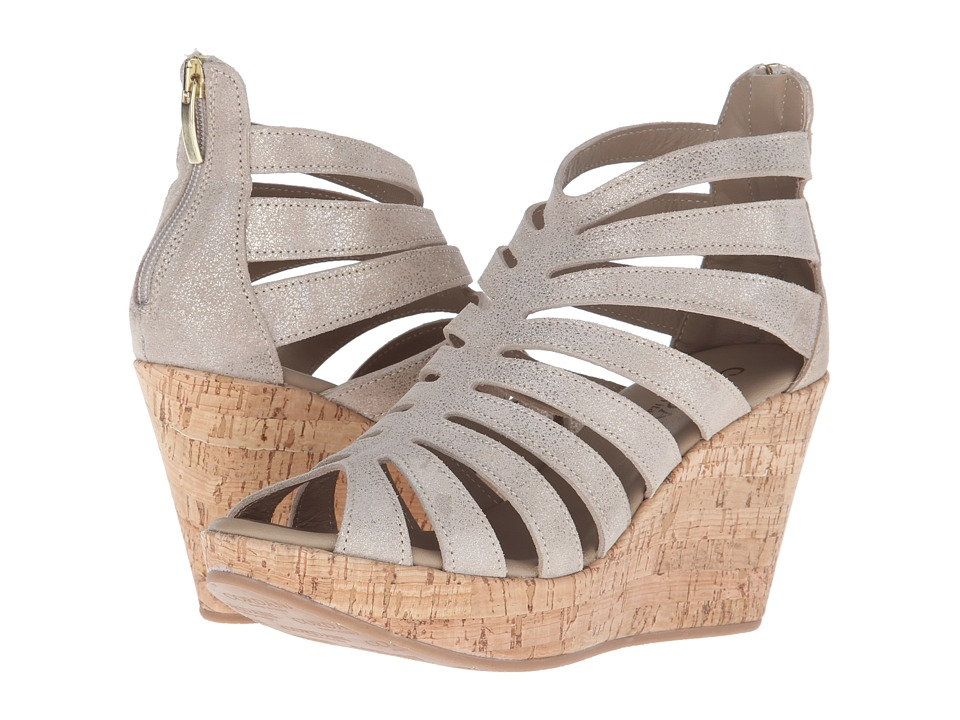Cordani - Electra (Dusty Gold) Women's Wedge Shoes