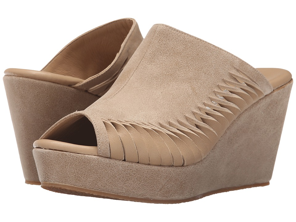 Cordani - Fergus (Beige/Taupe) Women's Wedge Shoes