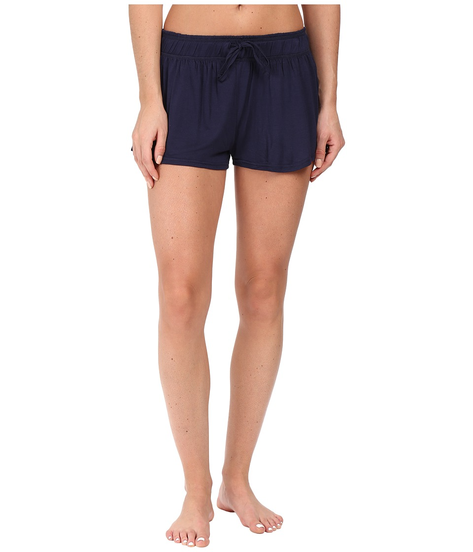 Splendid - Shorty PJ Shorts (Navy Iris) Women's Pajama