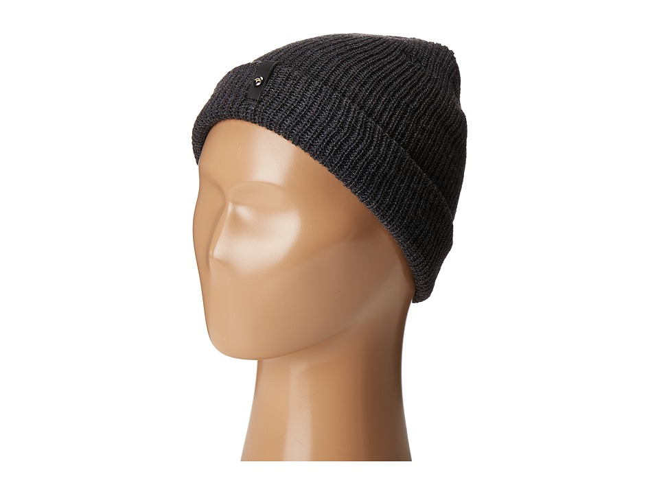 Celtek - Clan Beanie (Little Kid/Big Kid) (Black Heather) Beanies