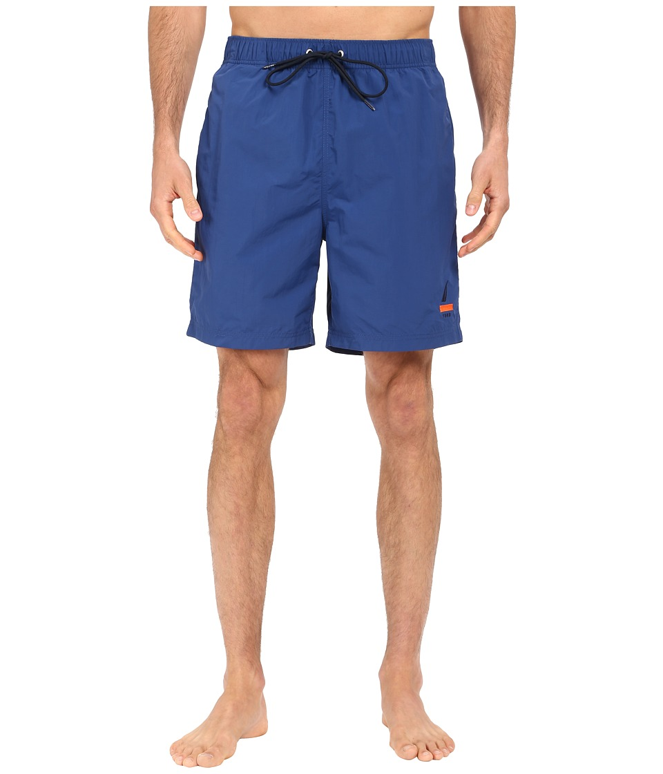 Nautica - 1983 J-Class Trunk (Nautica Blue) Men's Swimwear