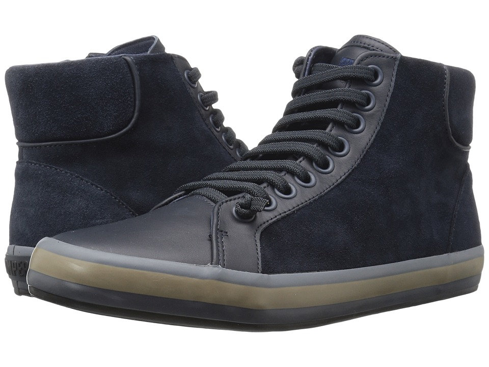 Camper - Andratx - K300055 (Dark Blue) Men's Lace-up Boots