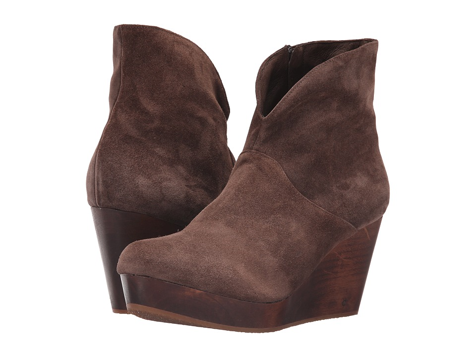 Cordani - Laraby-2 (Chocolate/Dark Brown Wood) Women's Boots