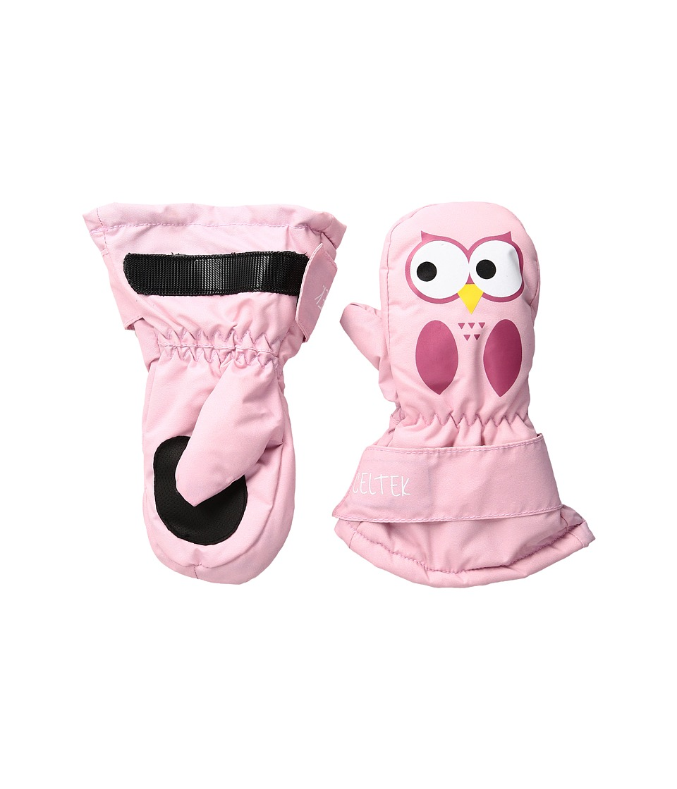 Celtek - Superstar Mitten (Little Kid/Big Kid) (Owlet) Over-Mits Gloves