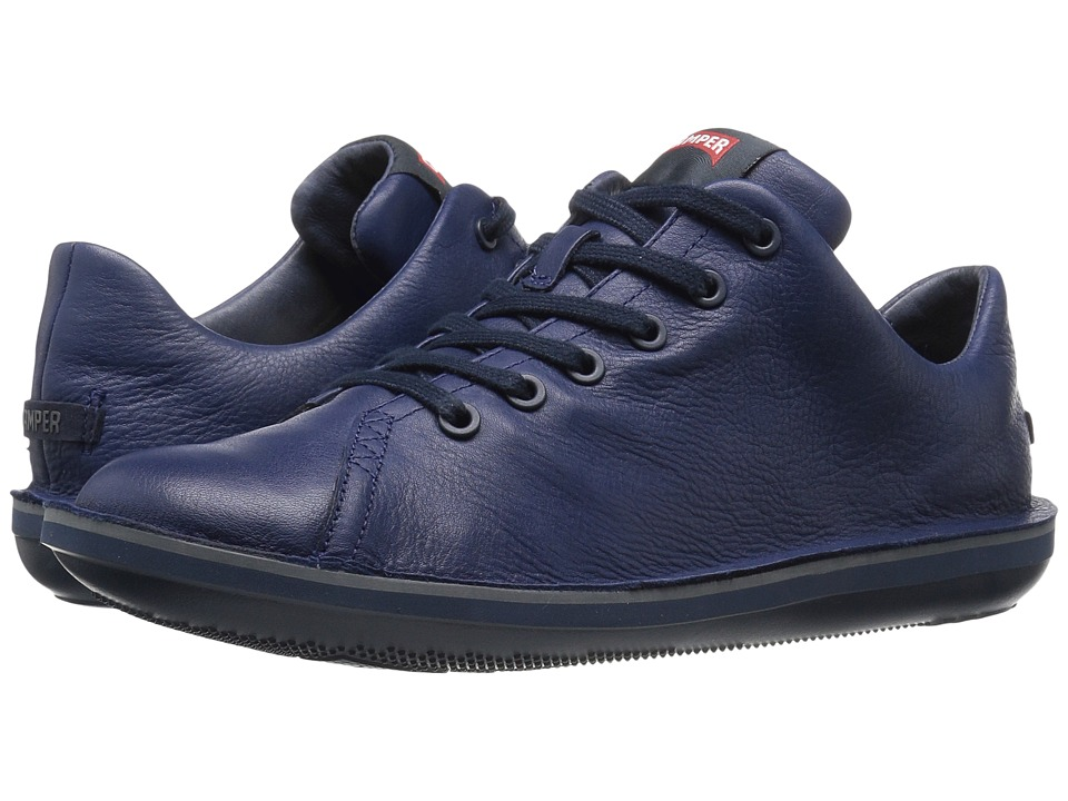Camper - Beetle Lo-18648 (Navy 1) Men's Lace up casual Shoes