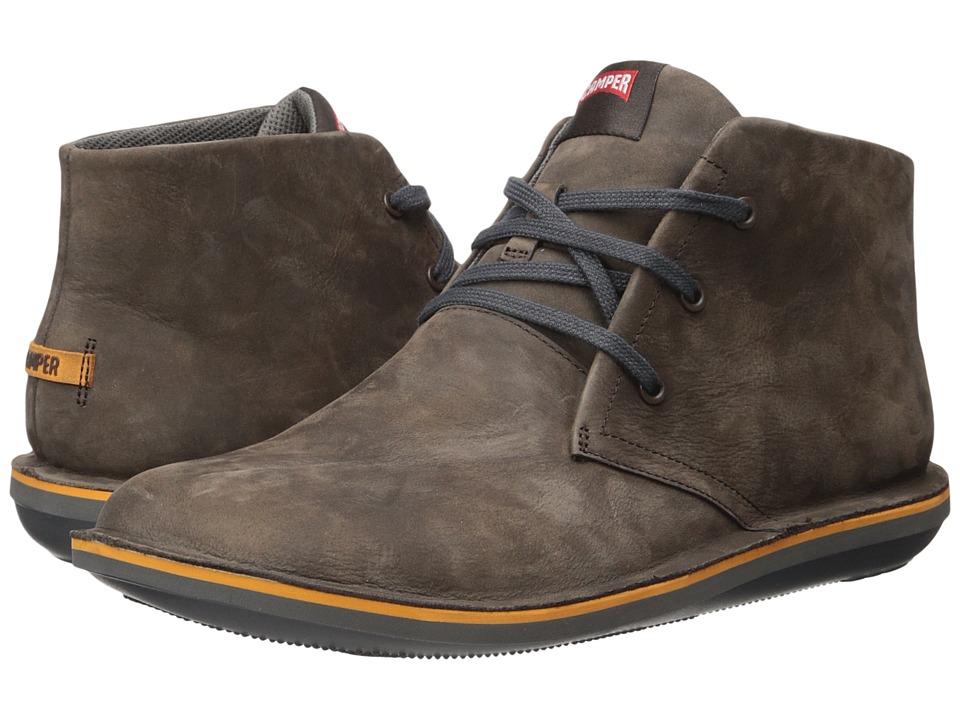 Camper Beetle Hi-36530 (Dark Brown 2) Men