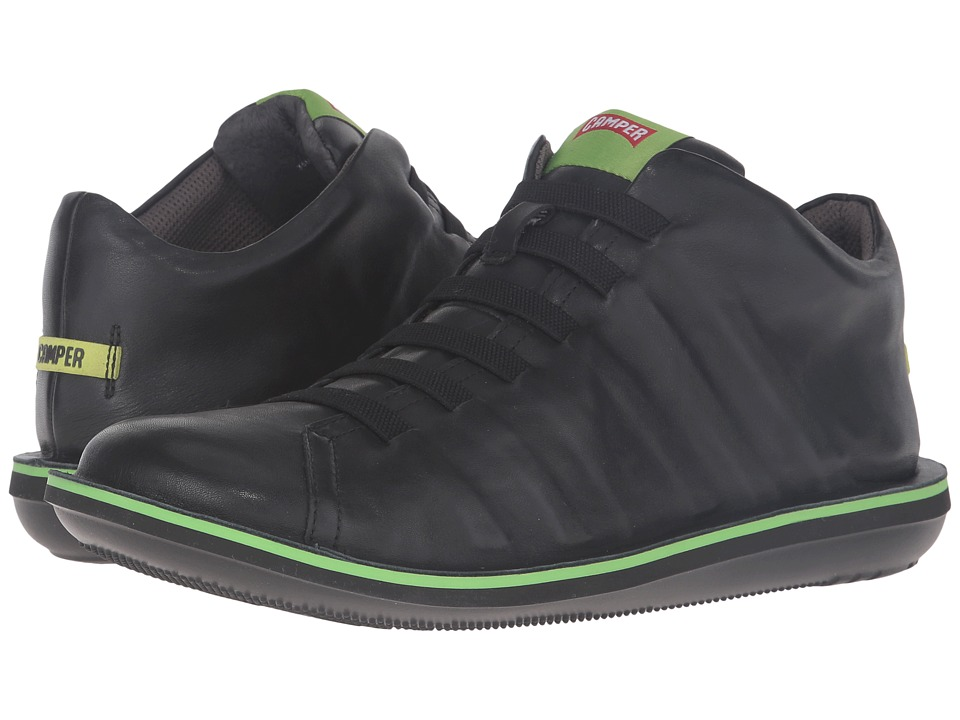 Camper - Beetle-36678 (Black 2) Men's Lace up casual Shoes