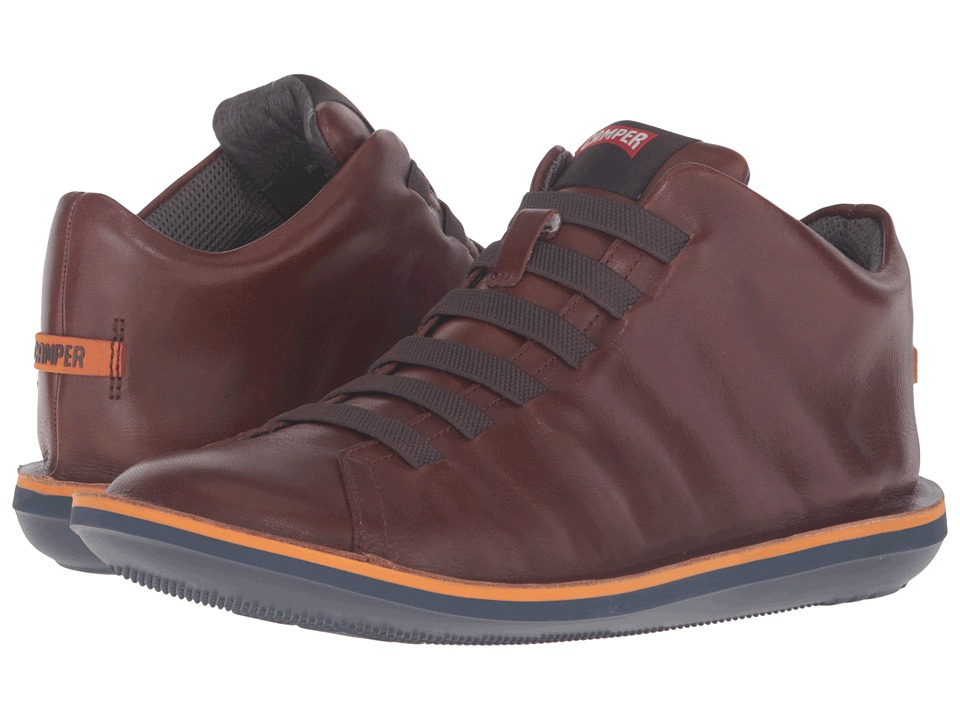 Camper - Beetle-36678 (Medium Brown 1) Men's Lace up casual Shoes