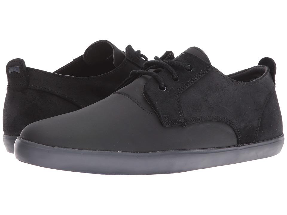Camper - Jim - K100084 (Black) Men's Lace up casual Shoes