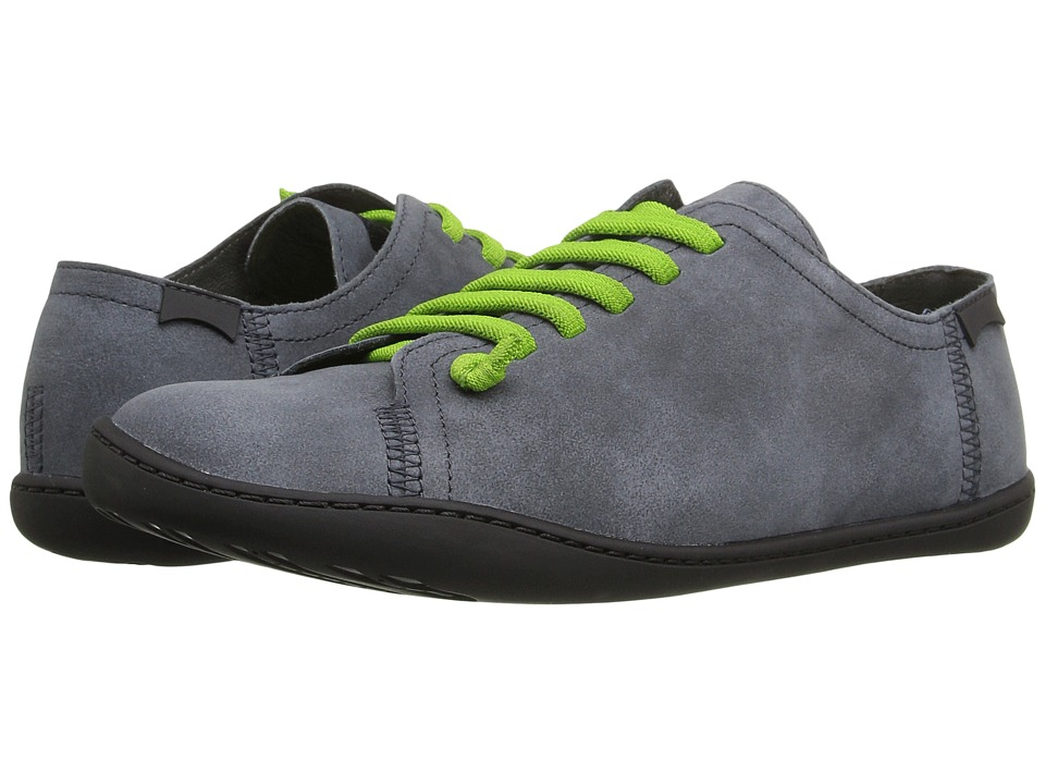 Camper - Peu Cami - Lo-17665 (Dark Gray 3) Men's Lace up casual Shoes