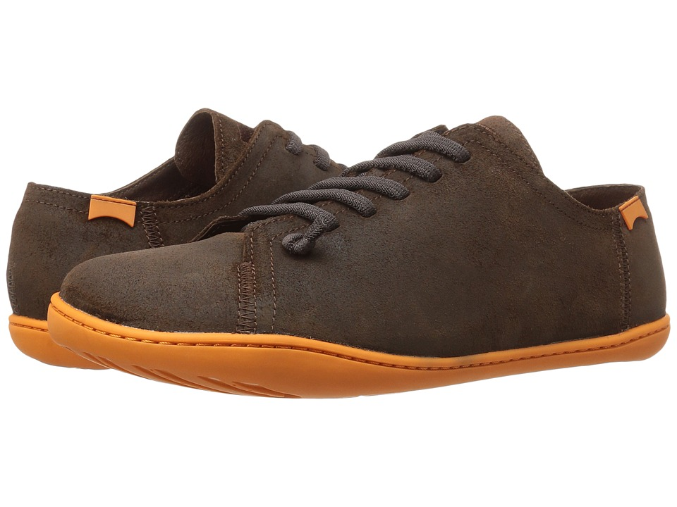 Camper - Peu Cami - Lo-17665 (Medium Brown 1) Men's Lace up casual Shoes
