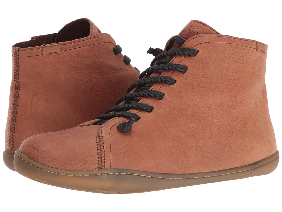 Camper - Peu - 36411 (Medium Brown) Men's Lace up casual Shoes