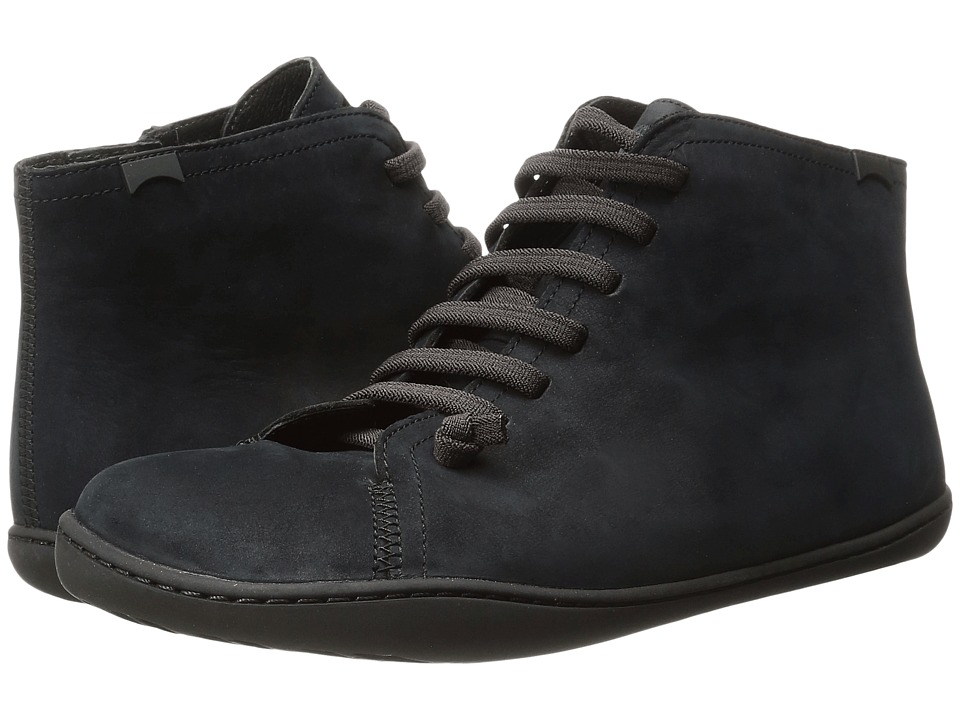 Camper - Peu - 36411 (Black 1) Men's Lace up casual Shoes