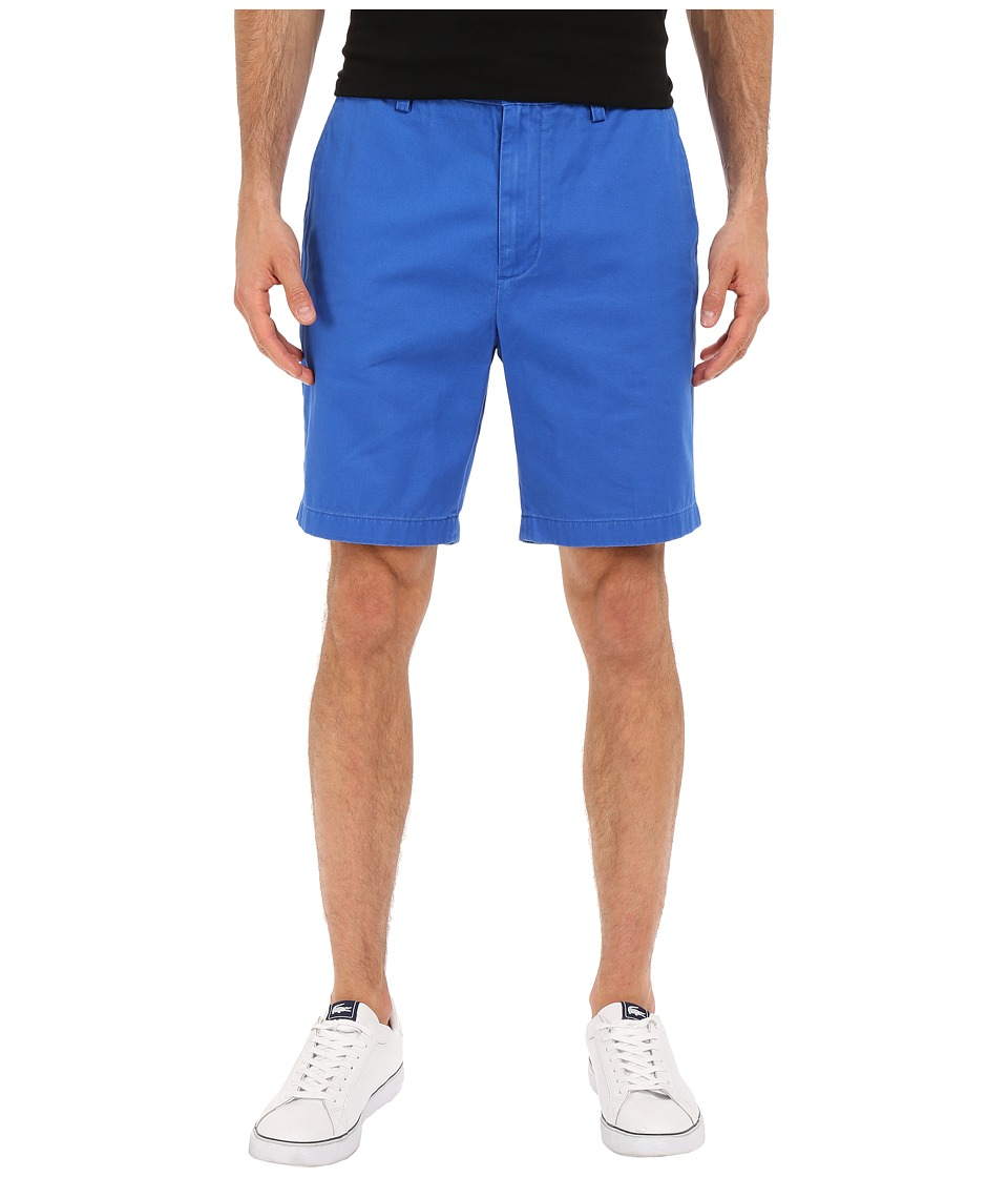 Nautica - Flat Front Deck Short (Sea Cobalt) Men's Shorts