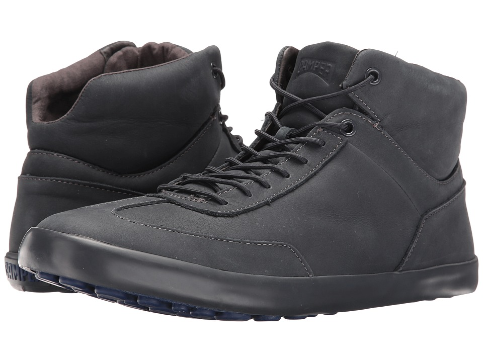 Camper - Pursuit - K300117 (Dark Gray) Men's Lace-up Boots