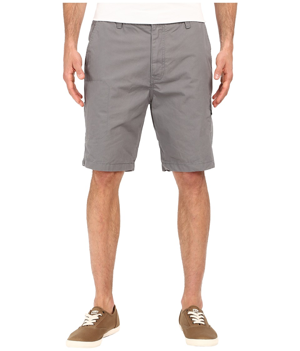 Nautica - Sail Cloth Poplin Cargo Shorts (Castle Rock) Men's Shorts
