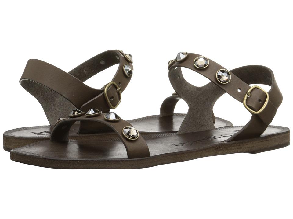 Pedro Garcia - Idune (Carob Vacchetta) Women's Sandals