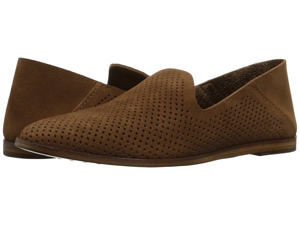 Pedro Garcia - Yara (Tobacco Castoro Lame) Women's Slip on Shoes