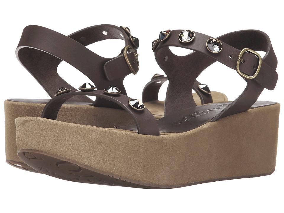 Pedro Garcia - Nagore (Carob Vacchetta) Women's Shoes
