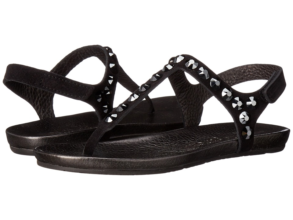 Pedro Garcia - Judith (Black Castoro Lame) Women's Dress Sandals