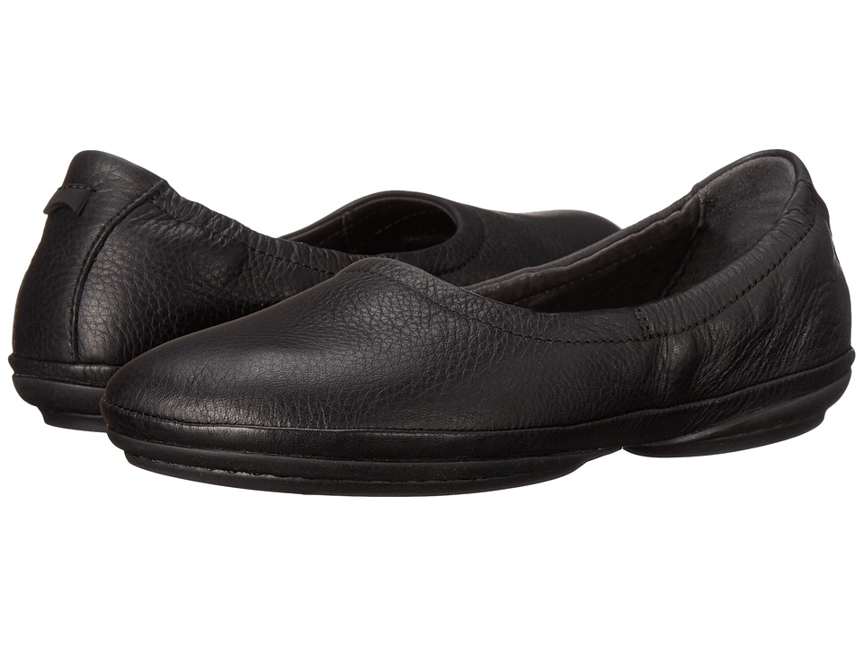 Camper - Right Nina - K200238 (Black) Women's Flat Shoes
